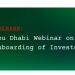 Webinar on Digital Onboarding of Investors